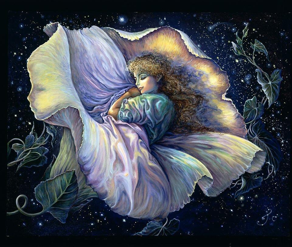 картинки фей ночей красивые напоминает