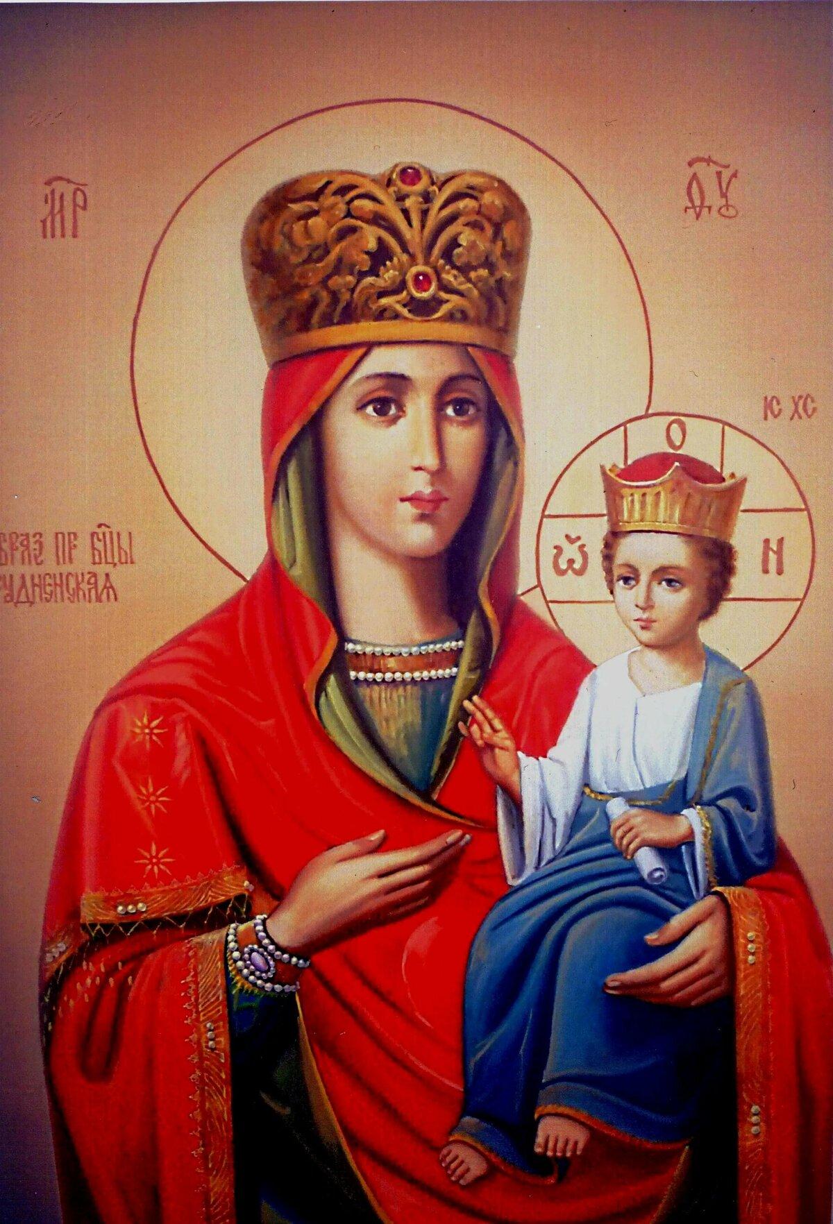Божья матерь иконы все образы картинки