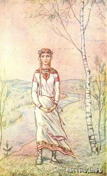 Картинки в сказке островского снегурочка