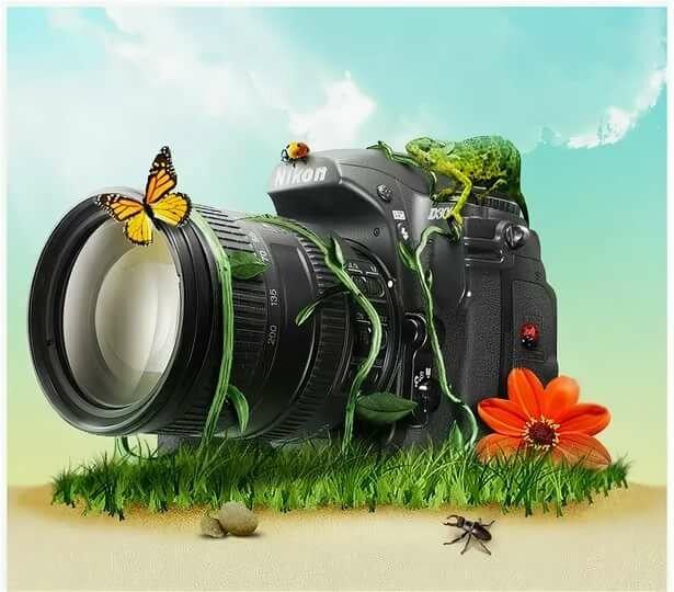 есть открытка для мужчины фотографа веселая