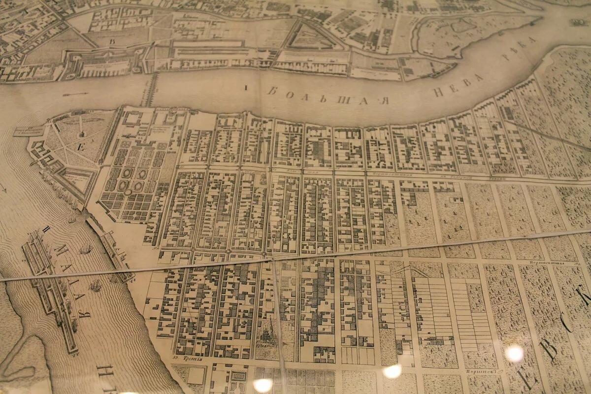 старые фото санкт петербурга на карте шов
