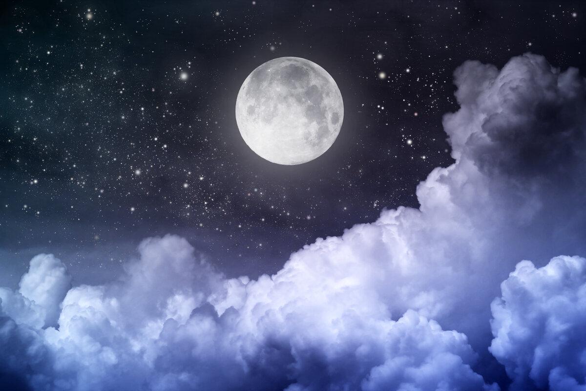 Картинки красивые про луну, днем свадьбы котики