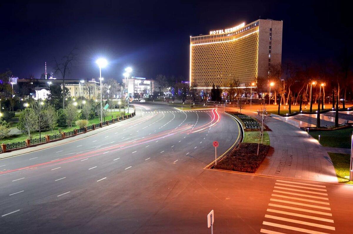 картинки улиц ташкента снято для