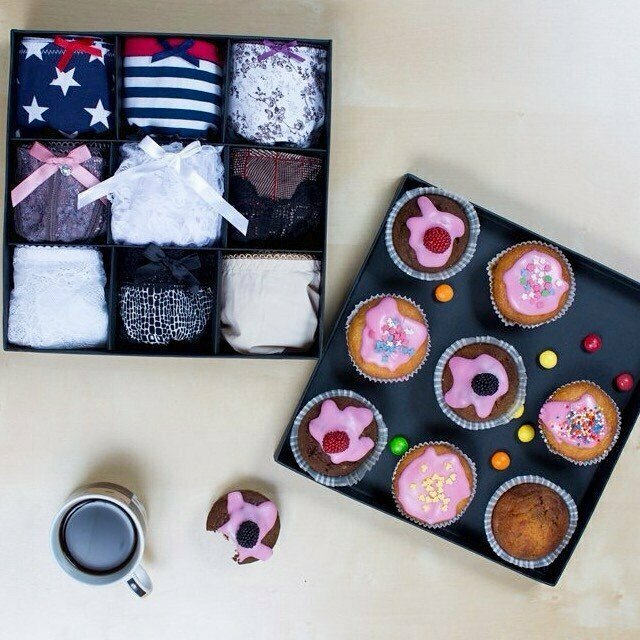 Popkees - подарочный набор трусиков