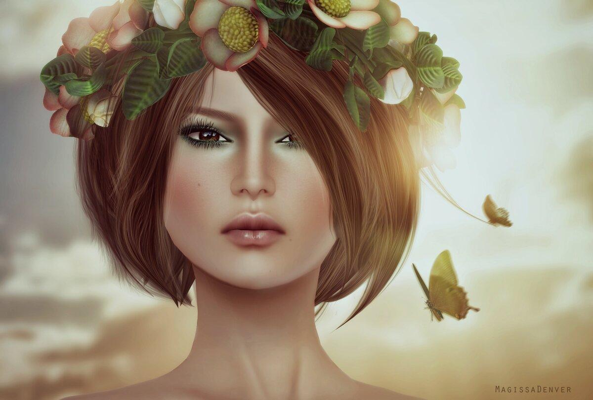Красивые картинки аватарки для девушки