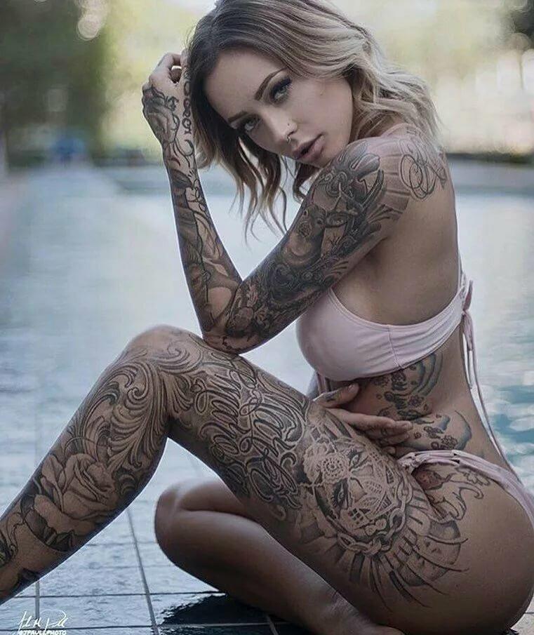 Sexy tatu girls