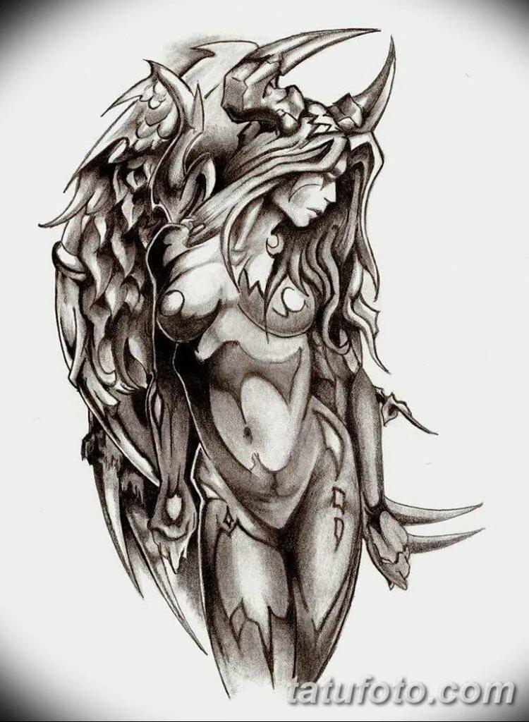 Татуировки эльф в картинках