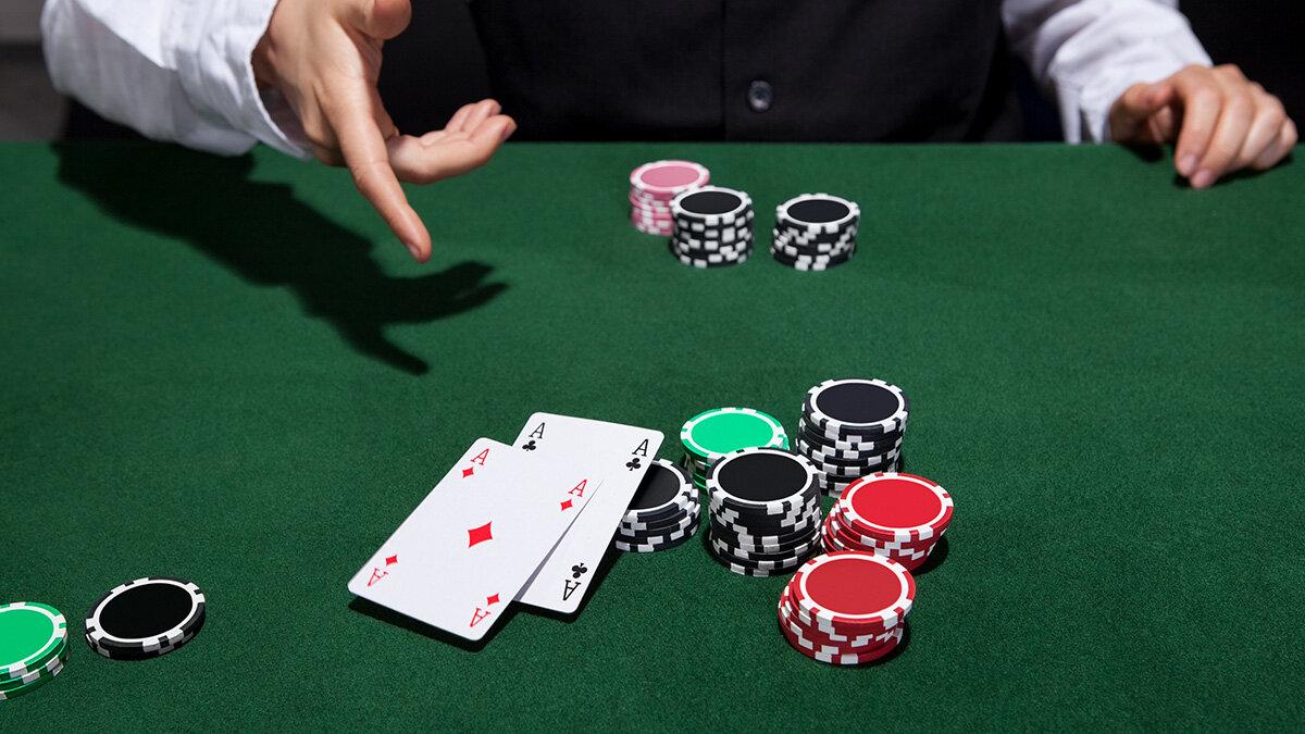 онлайн режимінде pokas poker ойнаңыз