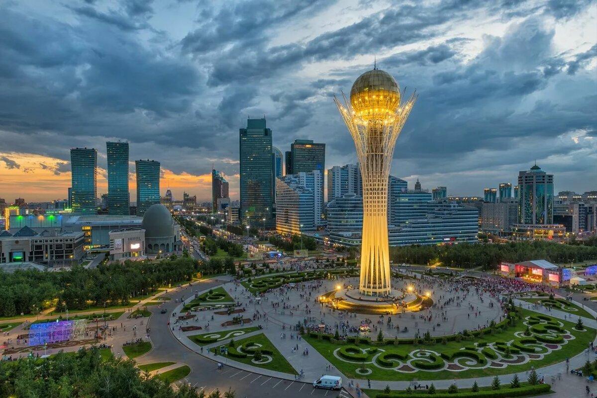 картинки столица казахстана