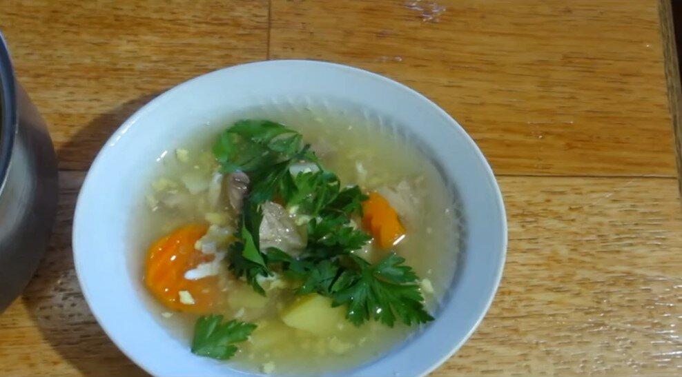 стенку классическом суп из карпа рецепт с фото гацания известна