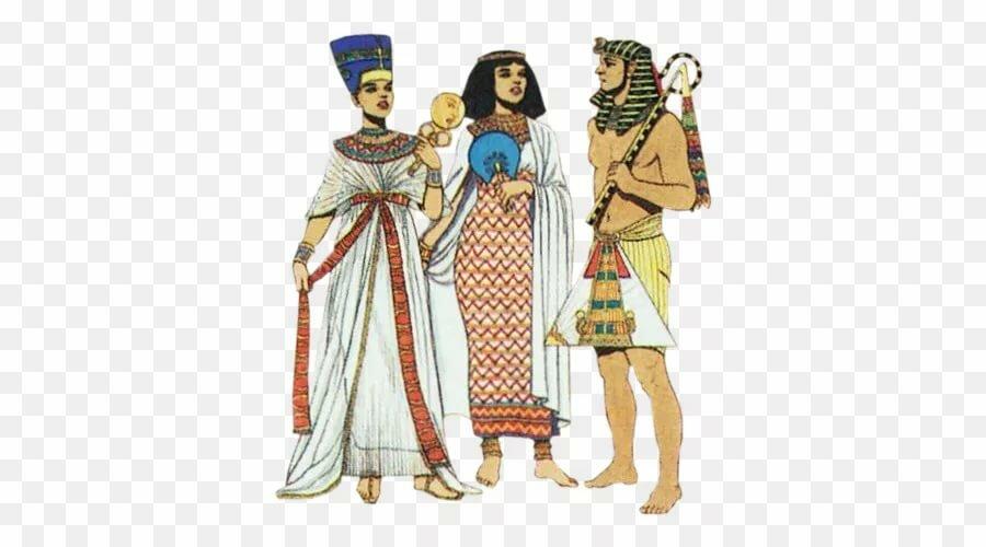 картинки египет одежда этой
