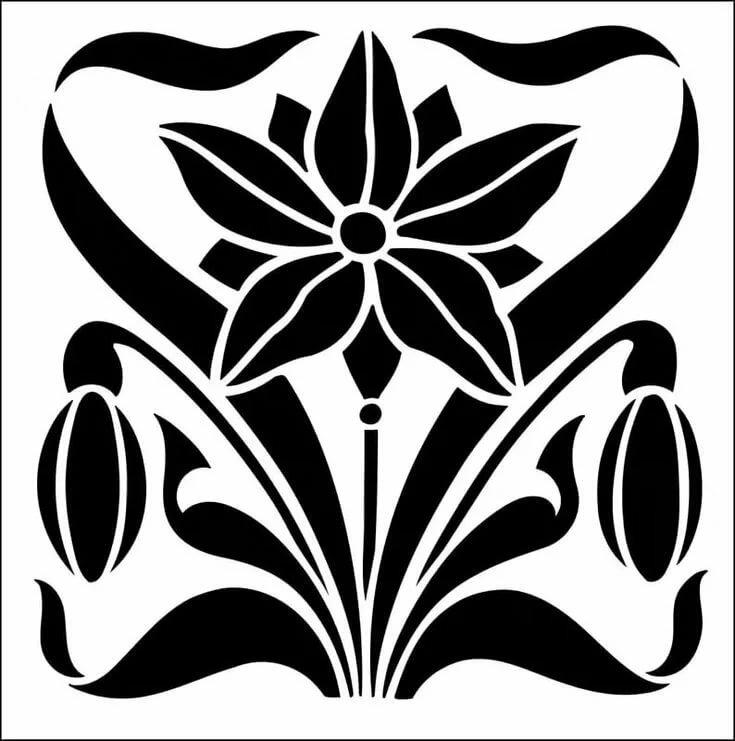 открыточных цветок в квадрате картинки прекрасно