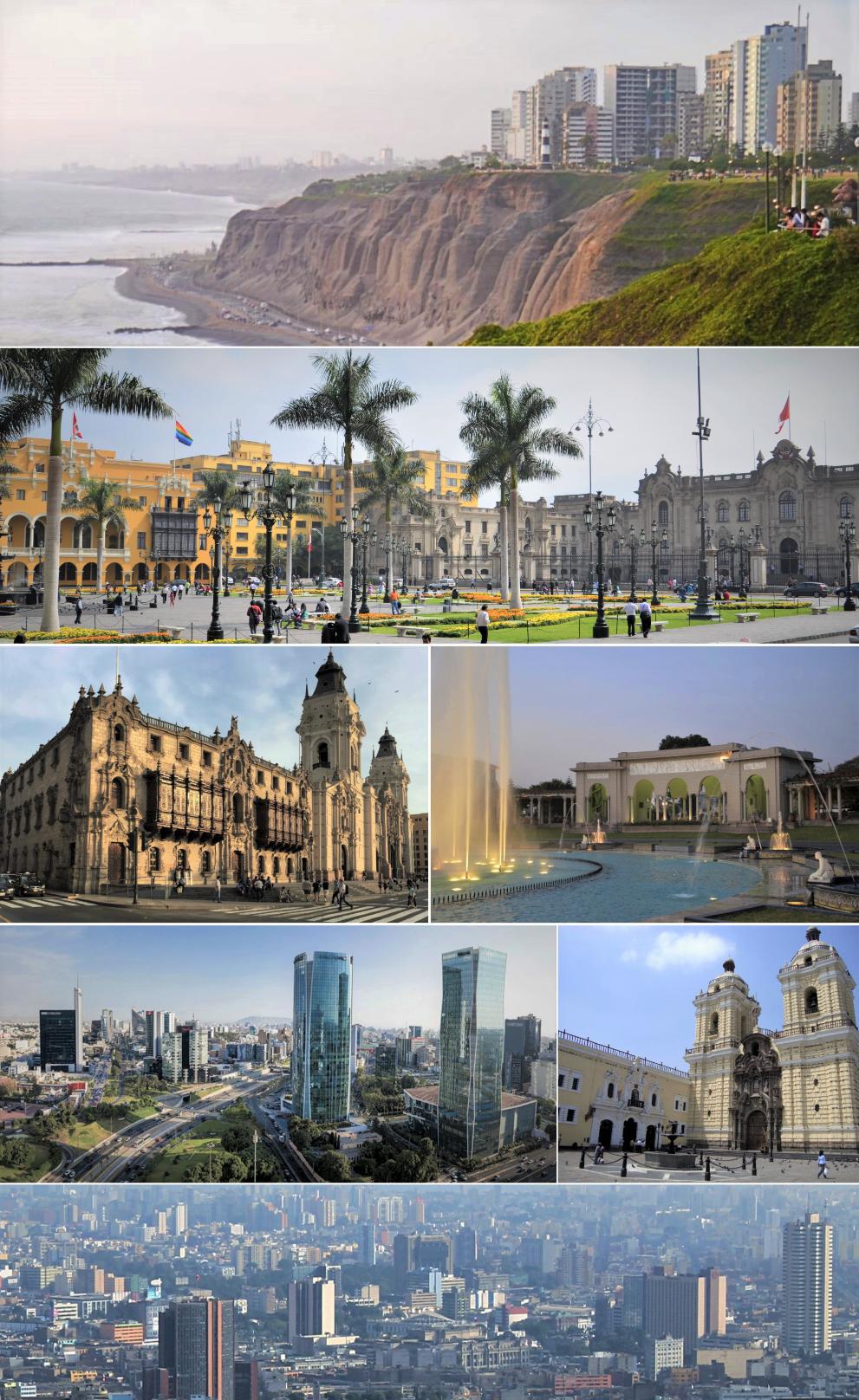 18 января 1535 года основан город Лима – будущая столица Перу