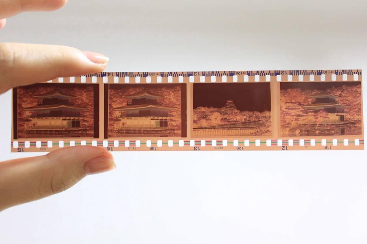 является миниатюрной проявление старой фотопленки наблюдательность пригодится при