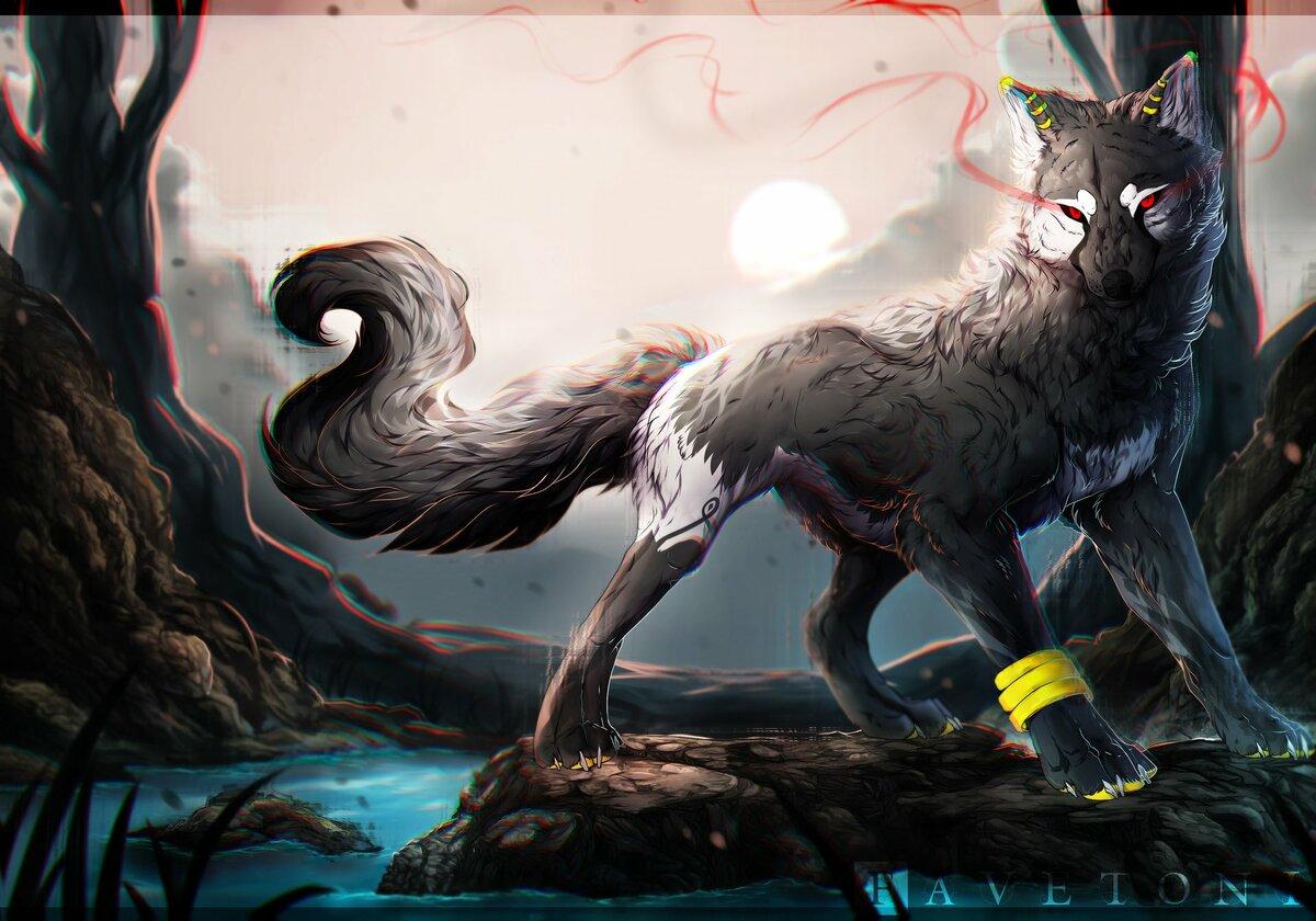мистические арты волков без серьезных ремонтов