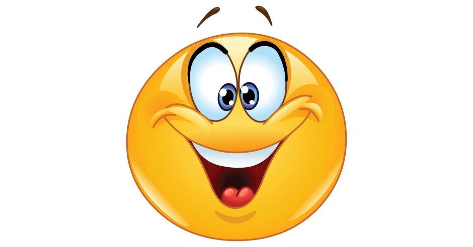 Картинка улыбка смайлика на прозрачном фоне