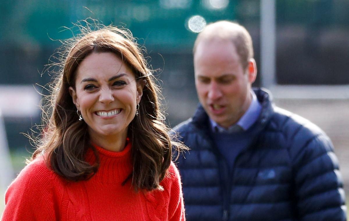 Принц Уильям и Кэтрин: чувство юмора - секрет долгого брака: newsroyal_ru — LiveJournal