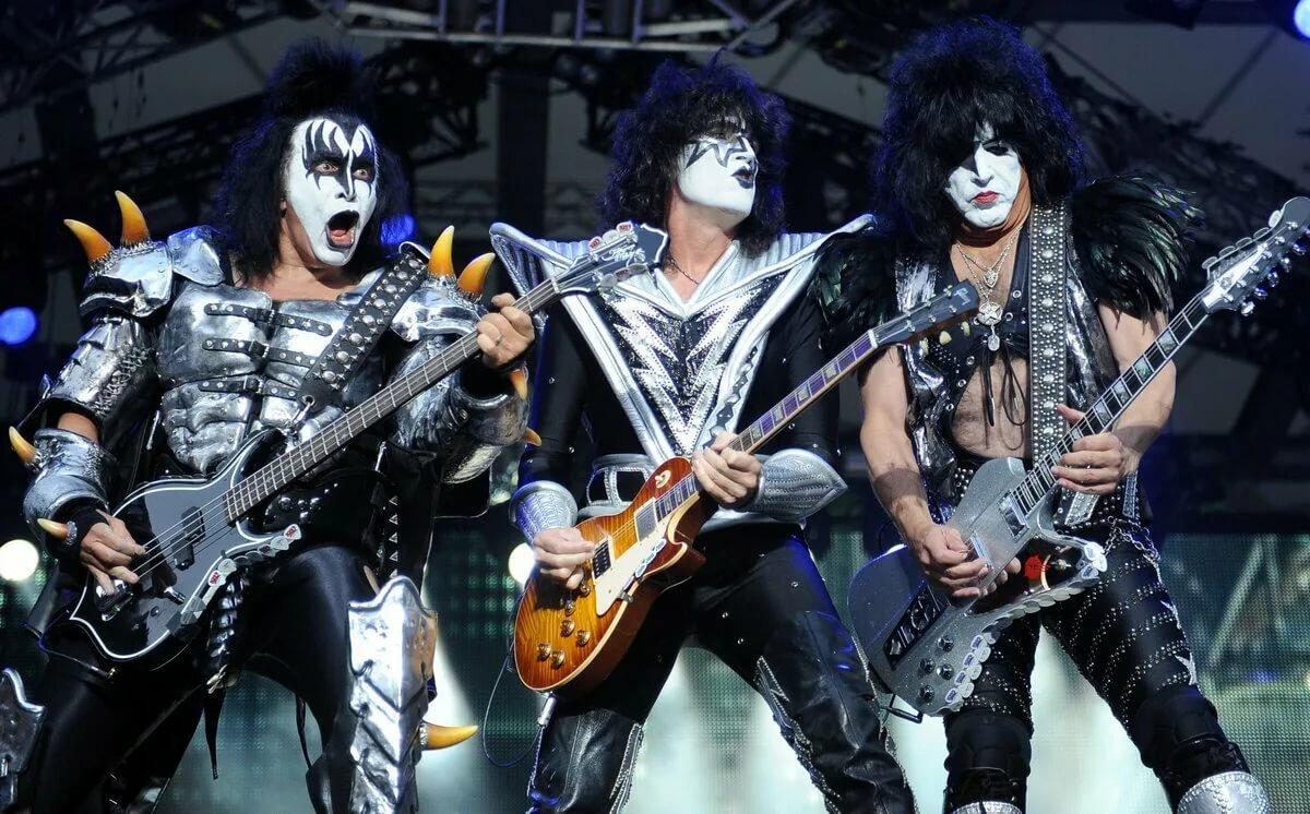 Картинка рок группы