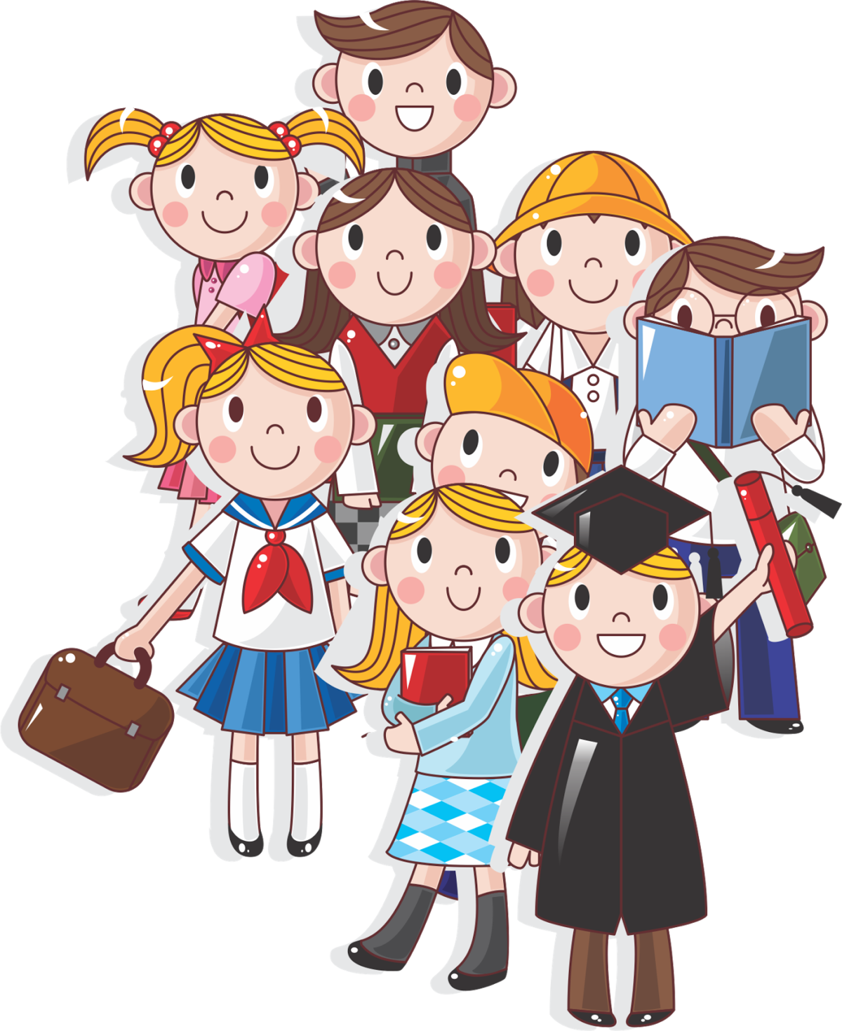 Картинка со школой