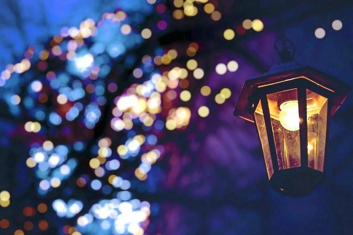 помощи яркая картинка с фонариками лук