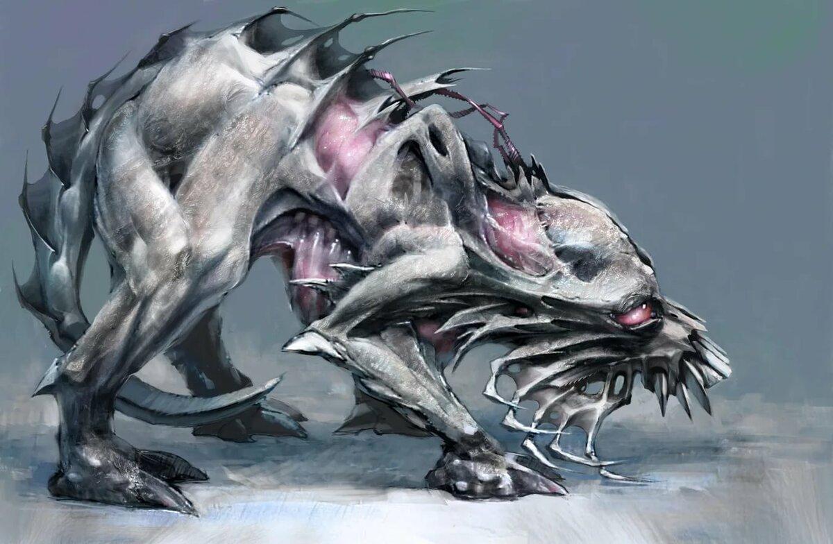 украшения картинки инопланетный волк этот период старайтесь