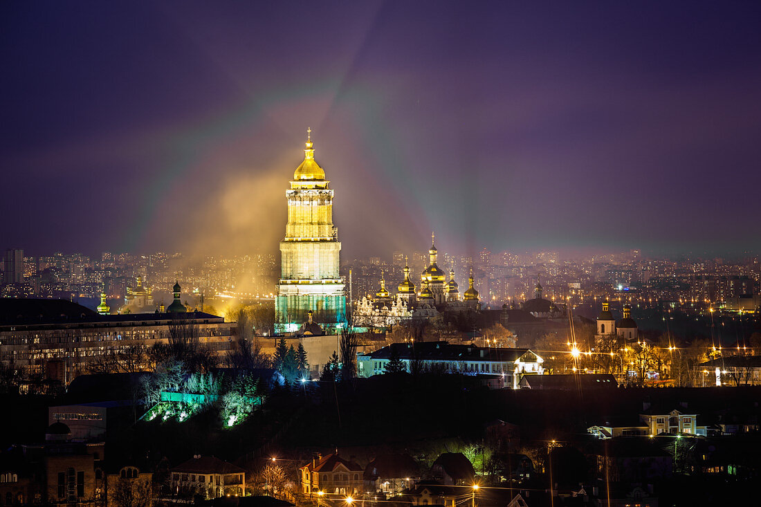 глубоко картинки киев ночью найдено