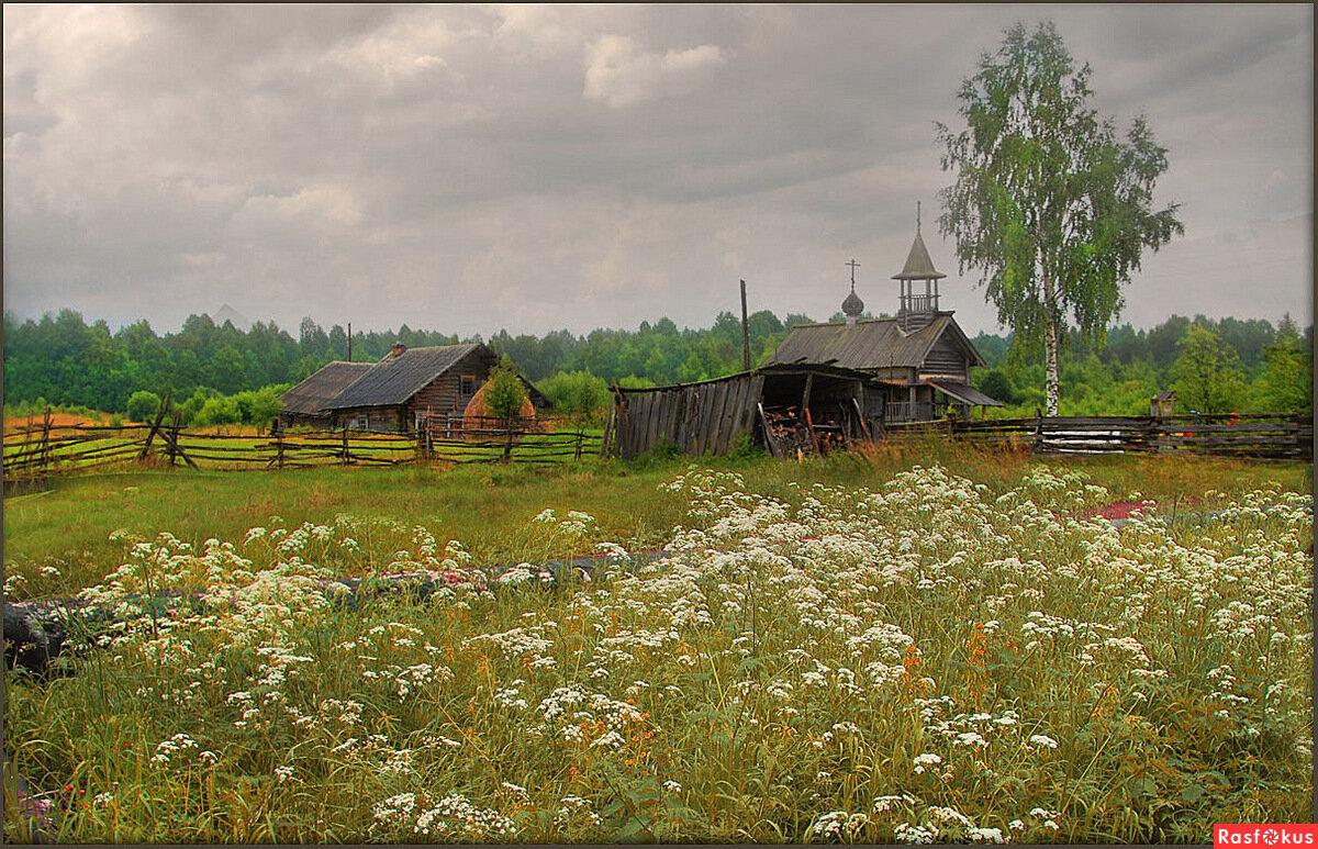 картинки моя деревня отделка