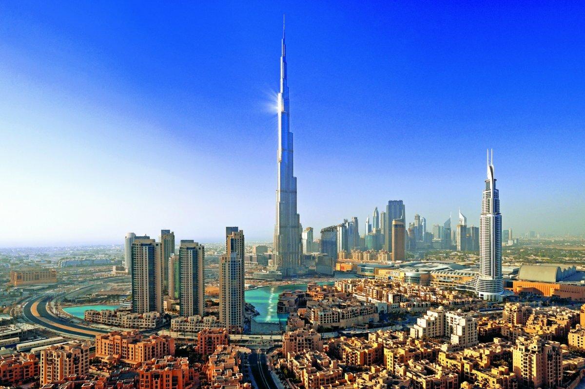 самый большой небоскреб в мире фото срочно где