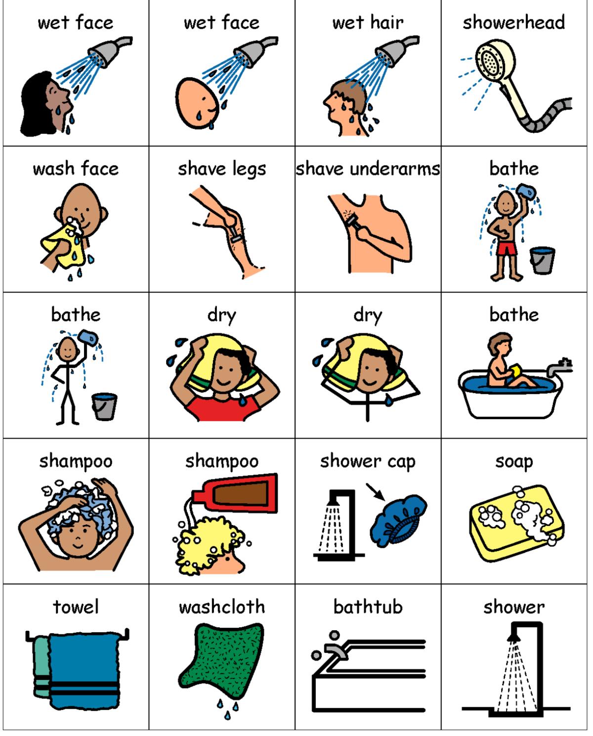 Слово и картинка на английскому