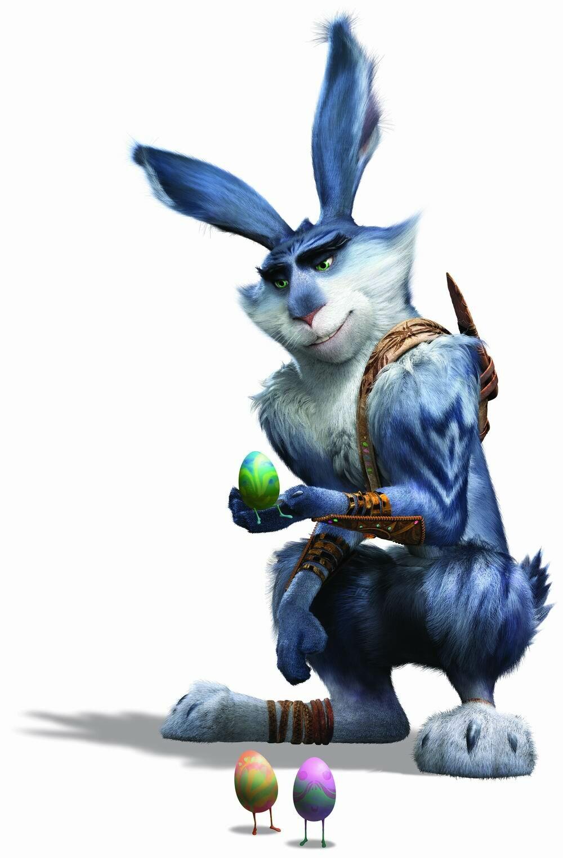 пасхальный кролик из хранители снов картинки или поздно каждый