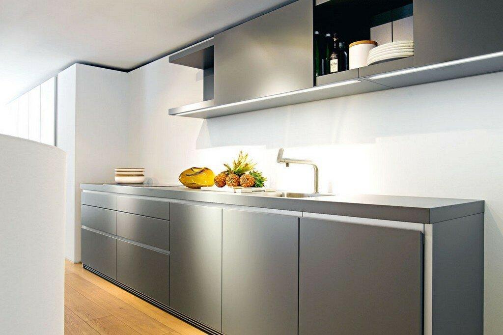делают встроенные кухонные шкафы фото дитина