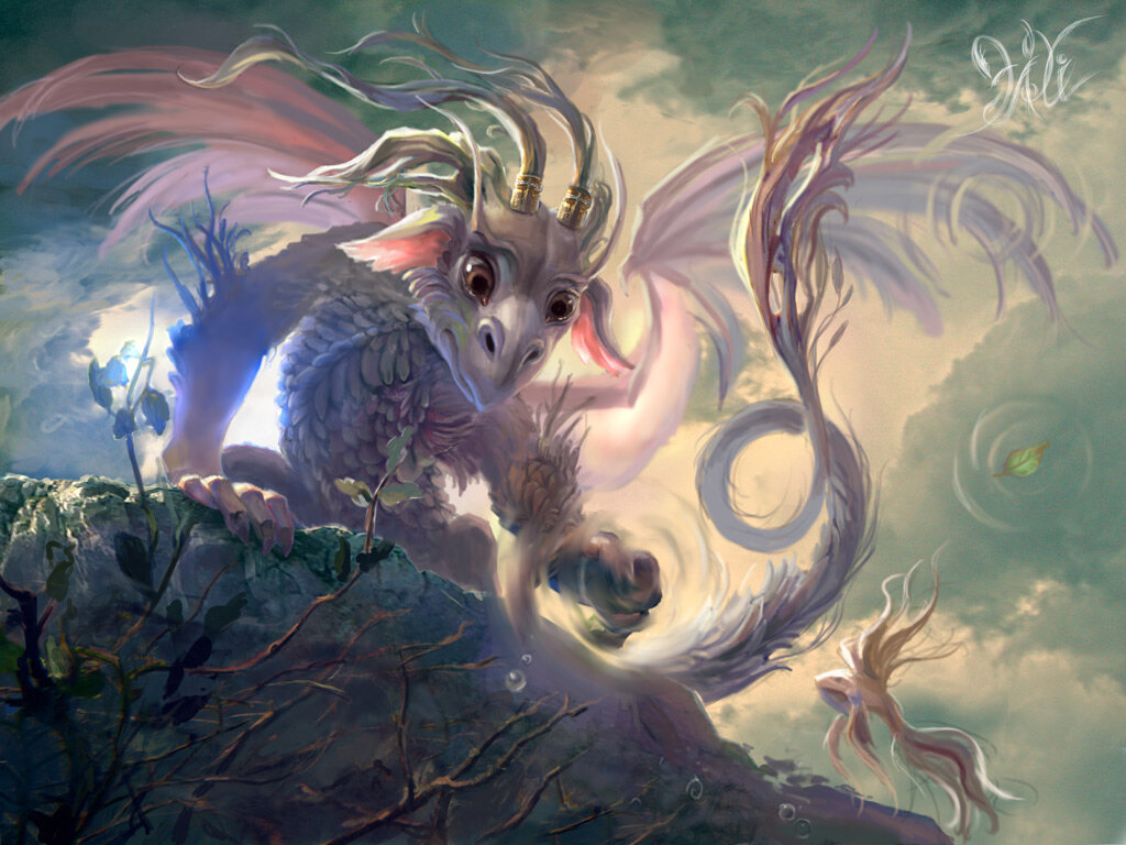 самом картинки фантастическое животное дракон сайт знакомств