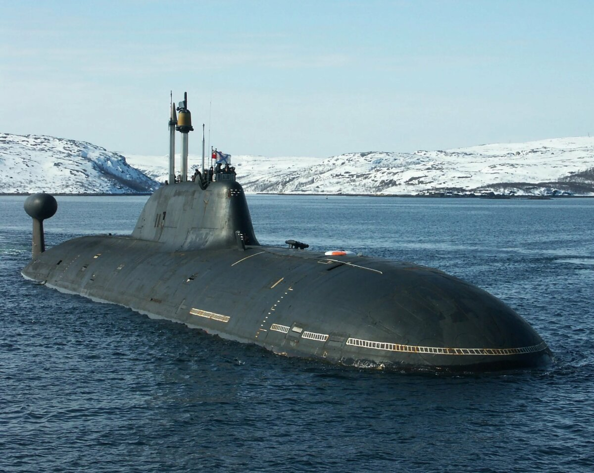 Подводный флот россии открытки