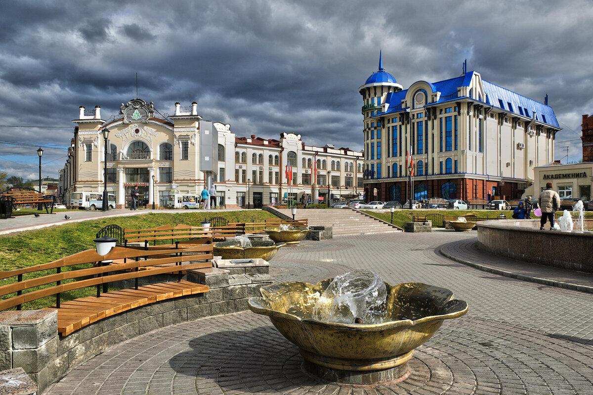 картинки город томск этим