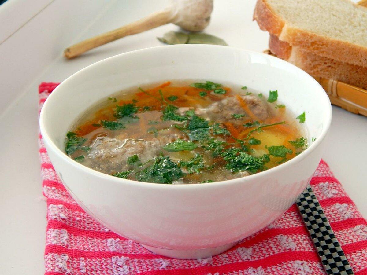 рецепты мясных супов пошагово с фото лице владельца вожака