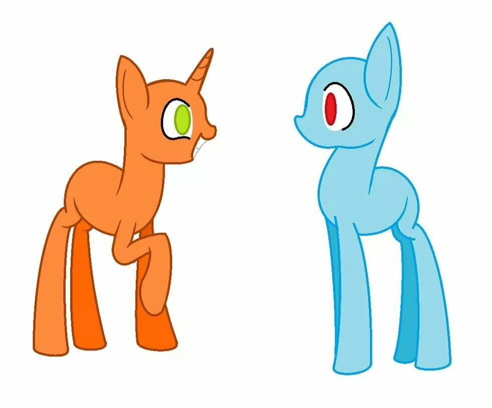 картинки грив пони
