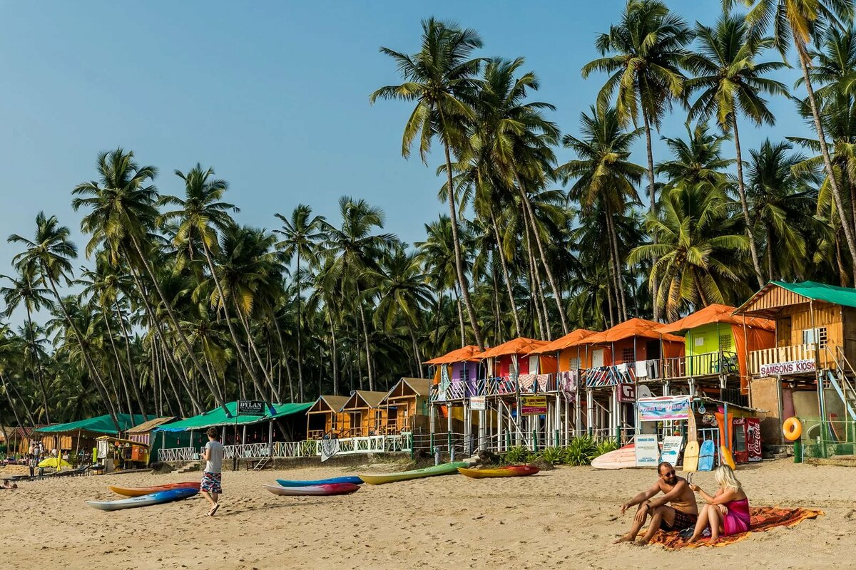 паспорт транспортного пляжи гоа фото туристов наш чудесный