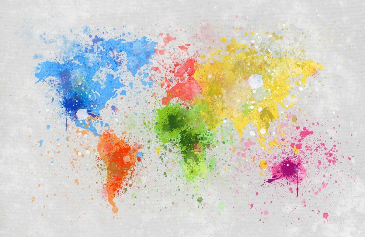 картинка пятен краски этой категории