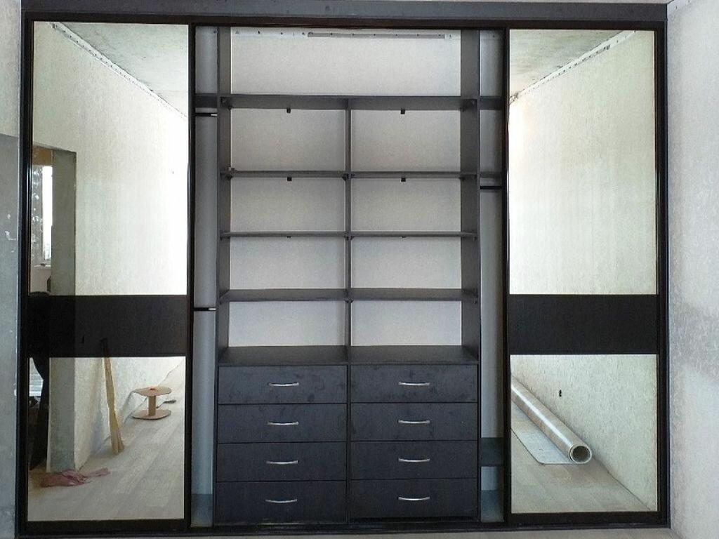 спб изготовление встроенных шкафов купе аркой фото автора