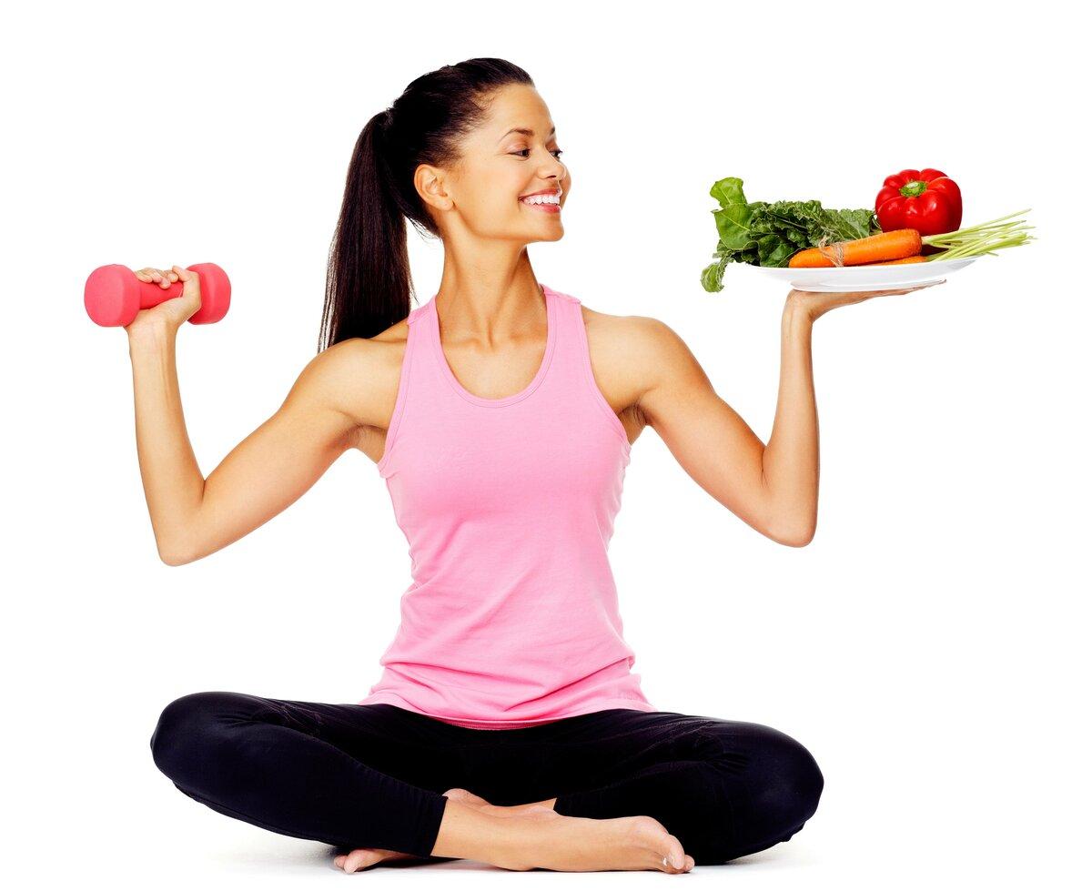 Похудеть с фитнес