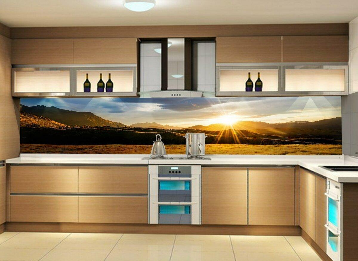 Картинки для кухонного фартука стеклом