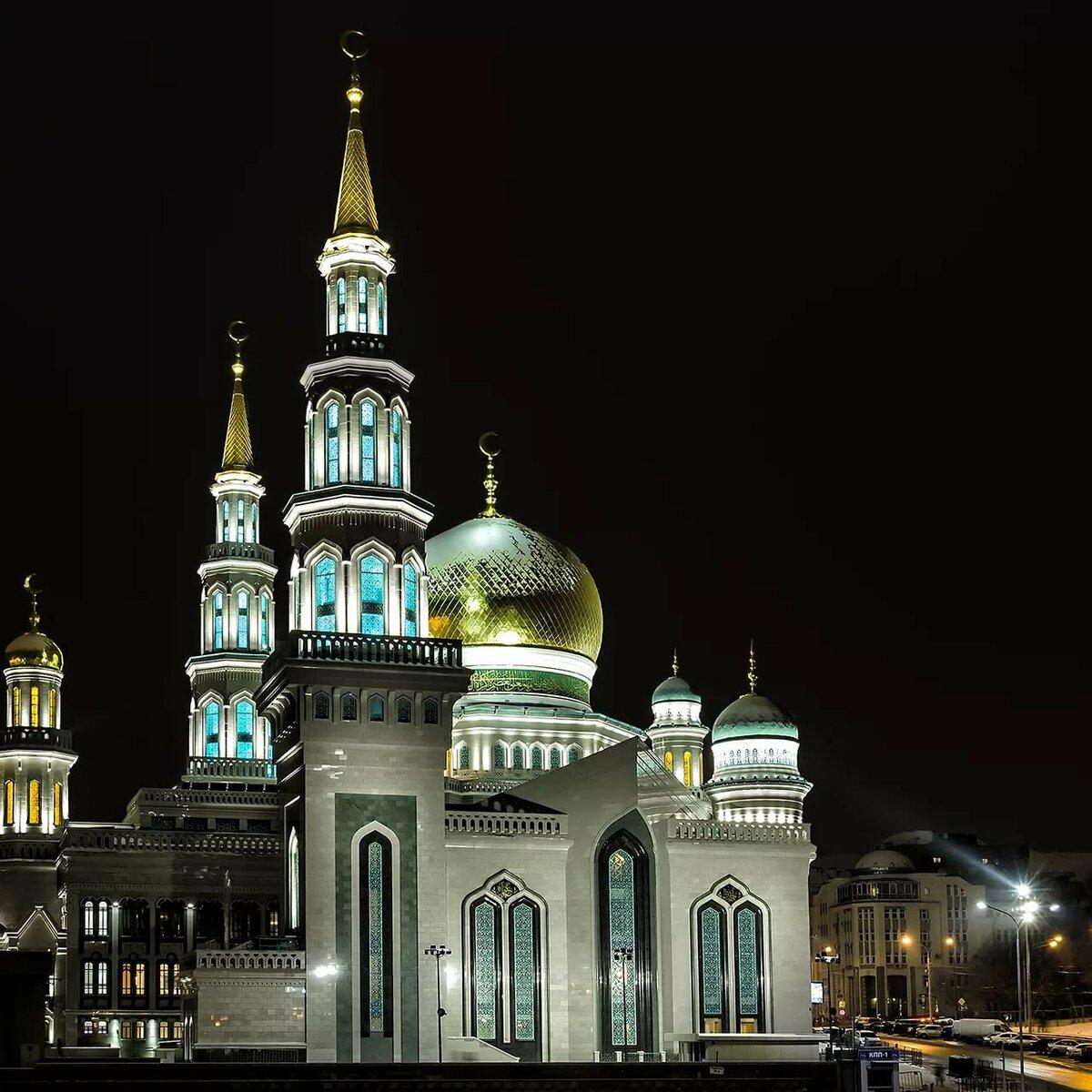 заблудились мечети в москве адреса и фото тугодум