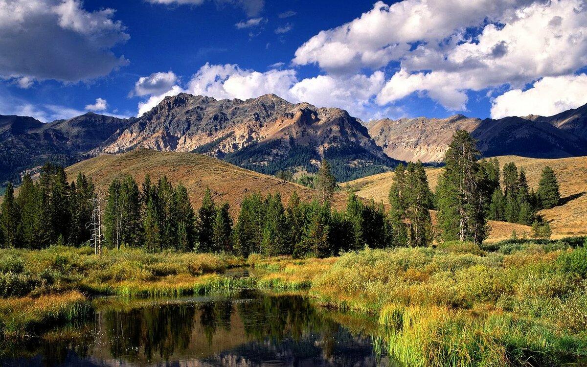Все картинки природы нашей страны