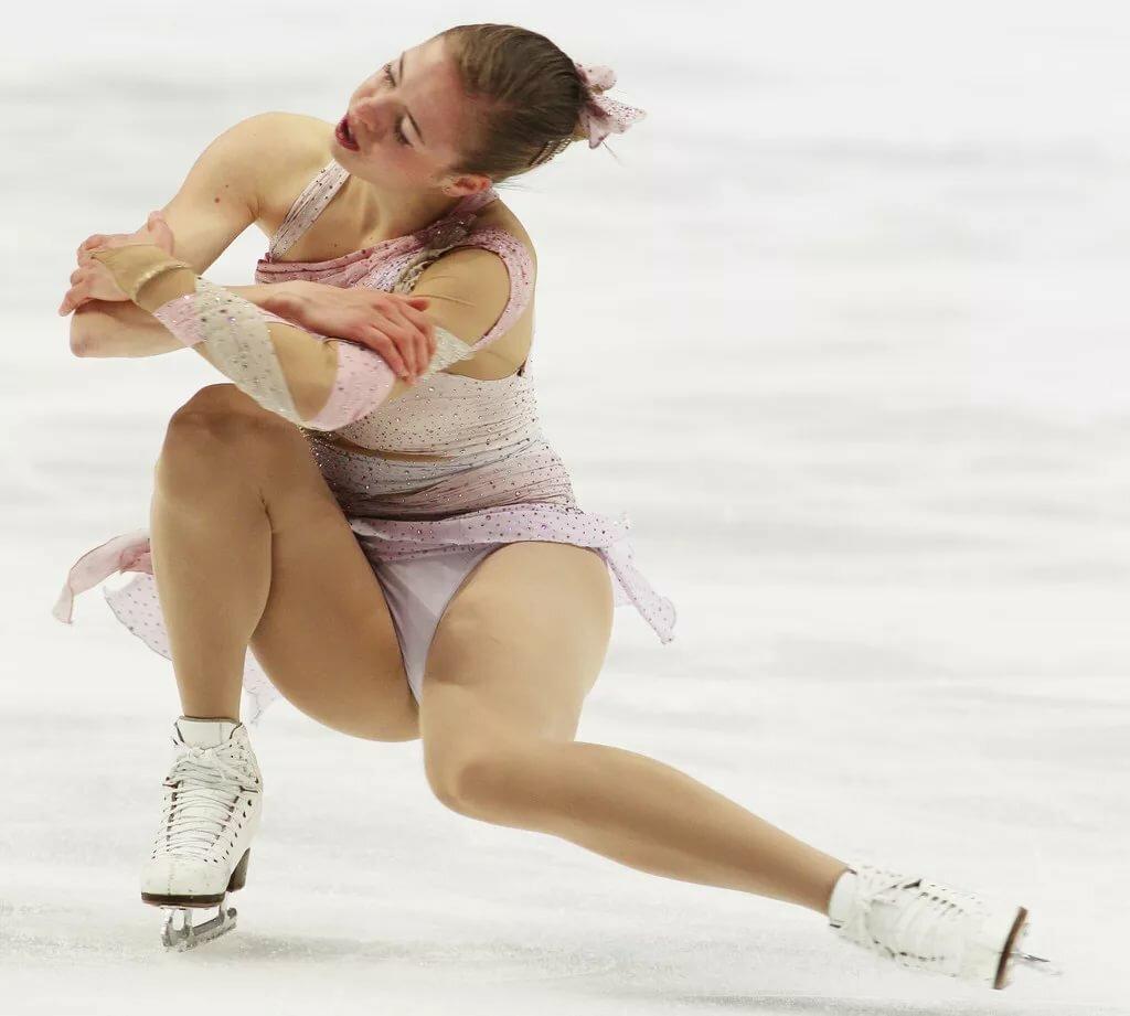 Figure skating noreen petite
