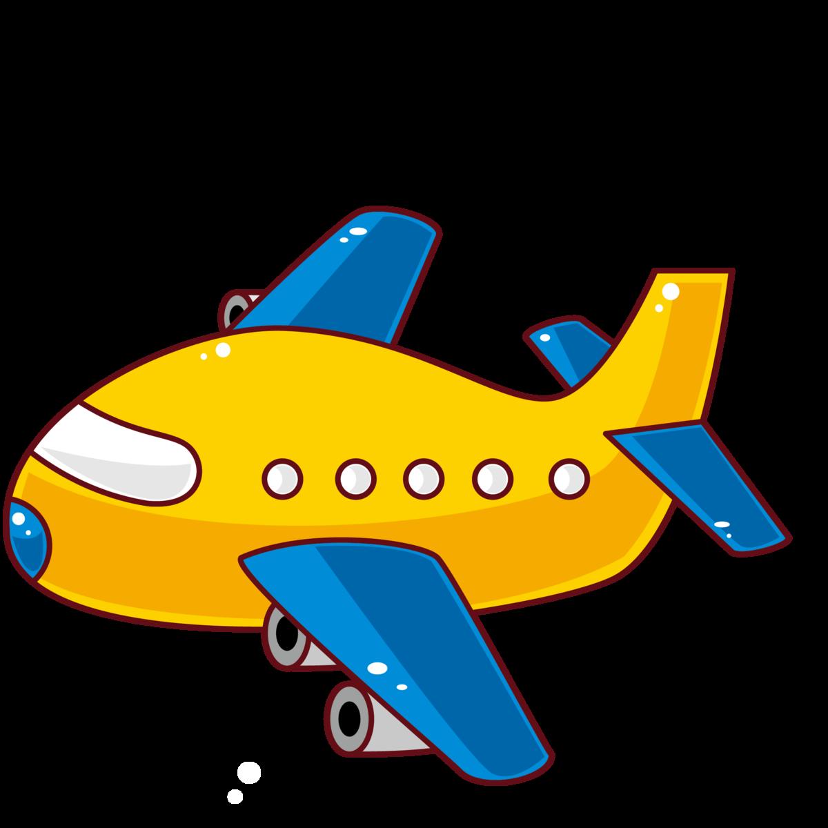 Картинка самолет детям