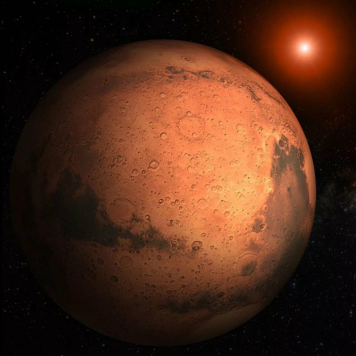 Все о марсе в картинках