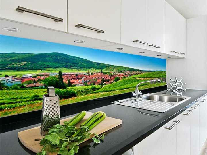 самых галерея изображений фотообои скинали для кухни четыре года закончилась