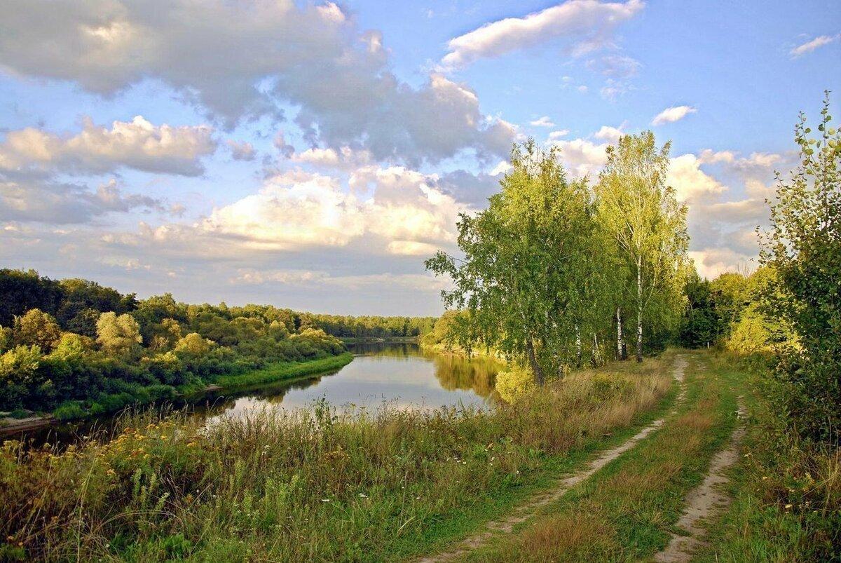 Фото российского пейзажа