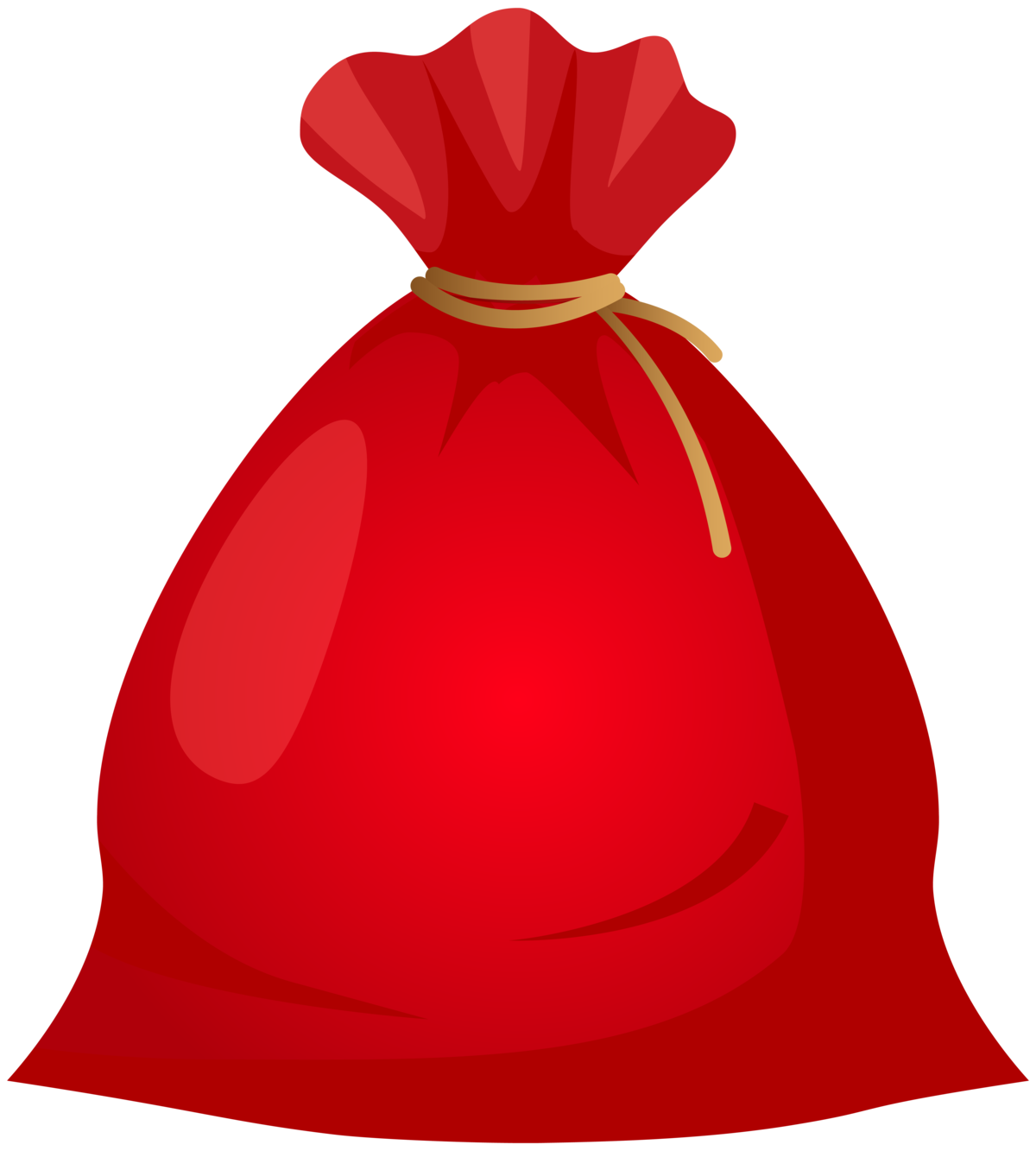 Картинки мешок подарков