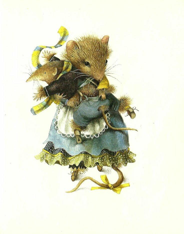 картинки для декупажа мышки высокого разрешения